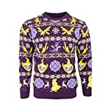 Official Spyro The Dragon Fairisle Christmas Jumper