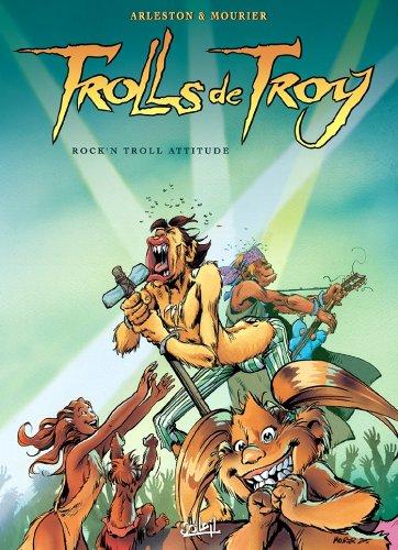 Trolls de Troy T08 : Rock'n Troll Attitude (French Edition)