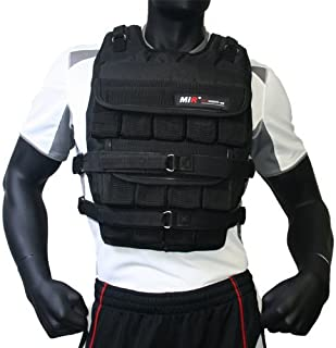 ZFOsports - (Long Style 100LBS Adjustable Weighted Vest