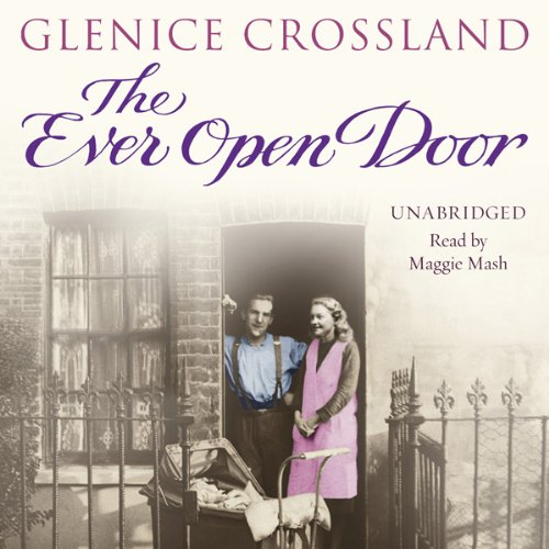 The Ever Open Door audiobook cover art