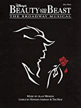 Disney's Beauty and the Beast: The Broadway Musical (Easy Piano)
