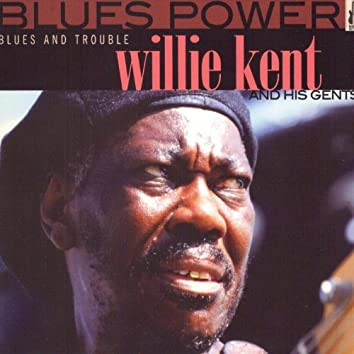 Blues and Trouble (Blues Power)