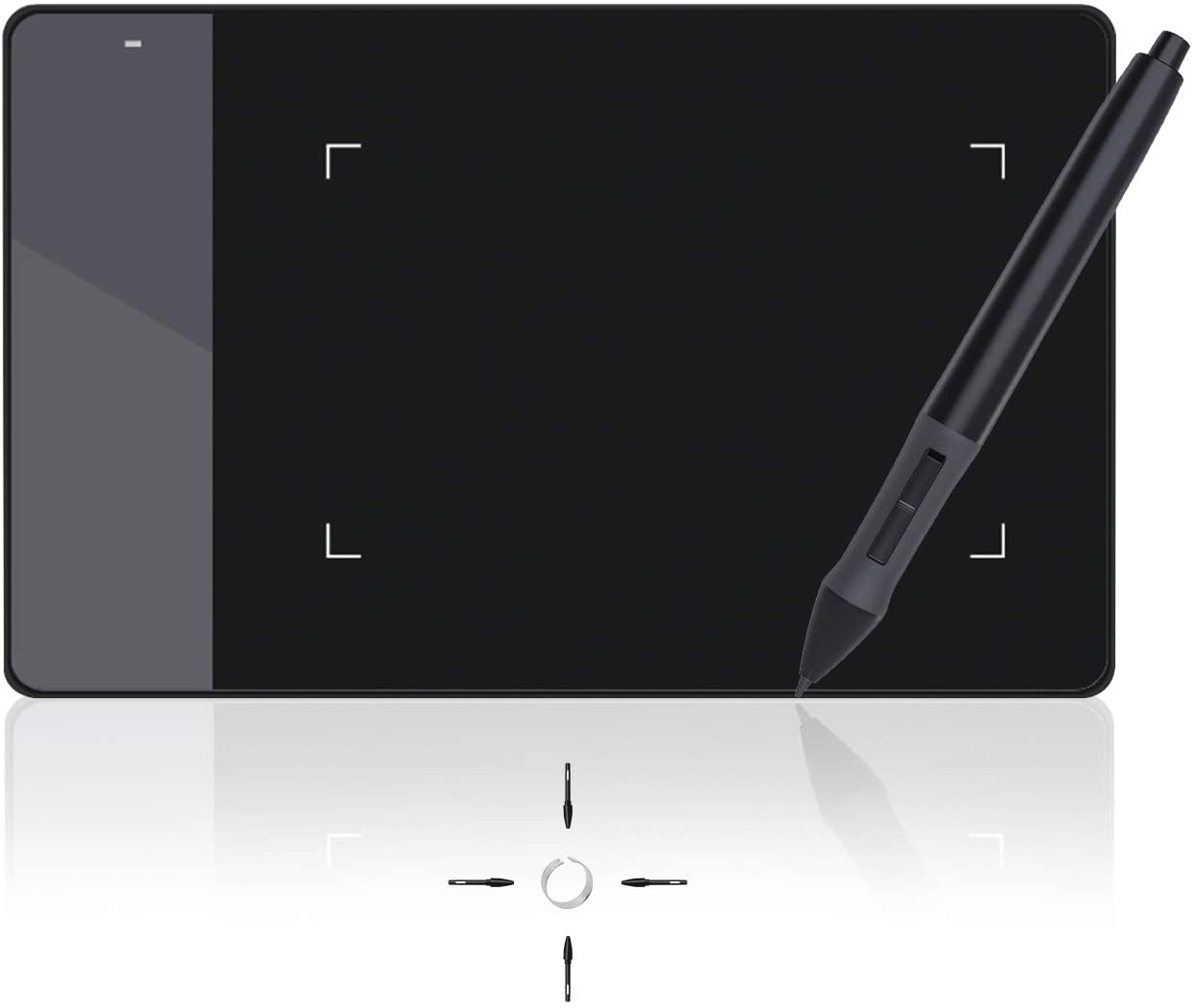 HUION 420 OSU Tablet Graphics Drawing Pen Tablet with Digital St