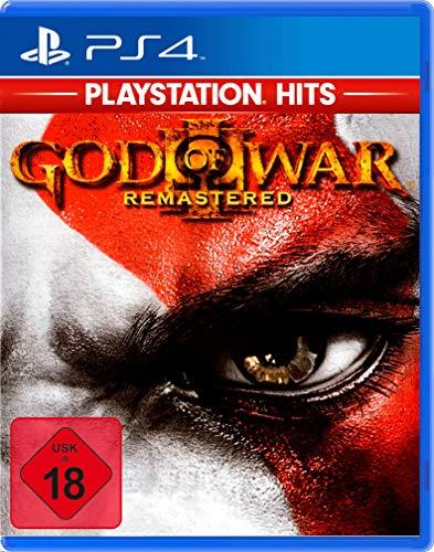 God of War 3 PS-4 Remastered AK