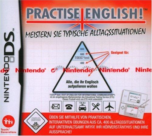 Nintendo Practise English - Juego (Ingenio, Plato)