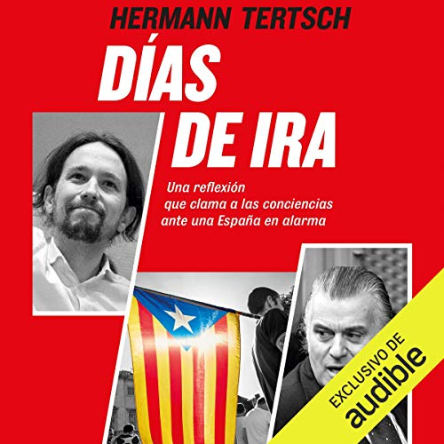 Días de ira (Narración en Castellano) [Days of Rage] audiobook cover art