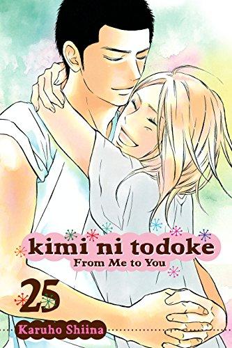 Kimi ni Todoke: From Me to You, Vol. 25 (English Edition)