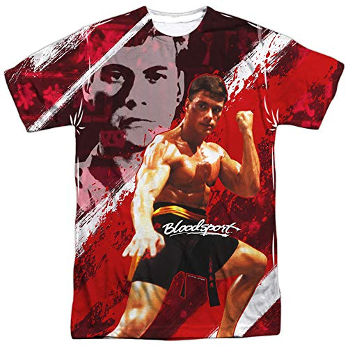 Bloodsport- Fight Of Your Life T-Shirt Size XL