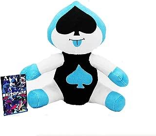 SYUSAMA Deltarune Lancer Plush Doll Soft Stuffed Toy 10 inch