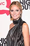 Heidi Klum at Arrivals for Qvc'S Fashion's Night Out Event,