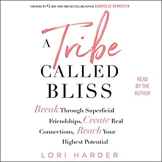 A Tribe Called Bliss                   Written by:                                                                                                                                 Lori Harder                               Narrated by:                                                                                                                                 Lori Harder                      Length: 7 hrs and 25 mins     50 ratings     Overall 4.3
