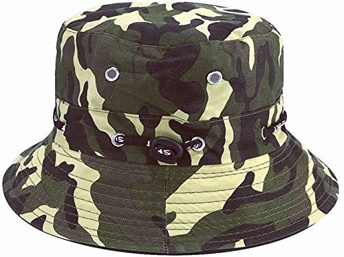 dise/ño de camuflaje Gorra de caza de camuflaje MiOYOOW sombrero de caza con dise/ño de camuflaje 3D