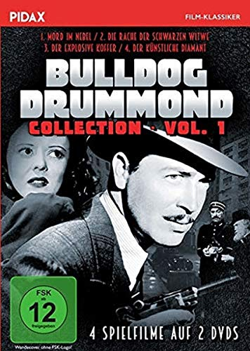 Bulldog Drummond-Collection - Vol. 1 [2 DVDs]