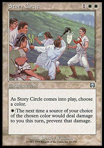 Magic The Gathering - Story Circle - Mercadian Masques