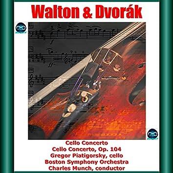 Walton & Dvorák: Cello Concerto - Cello Concerto, Op. 104