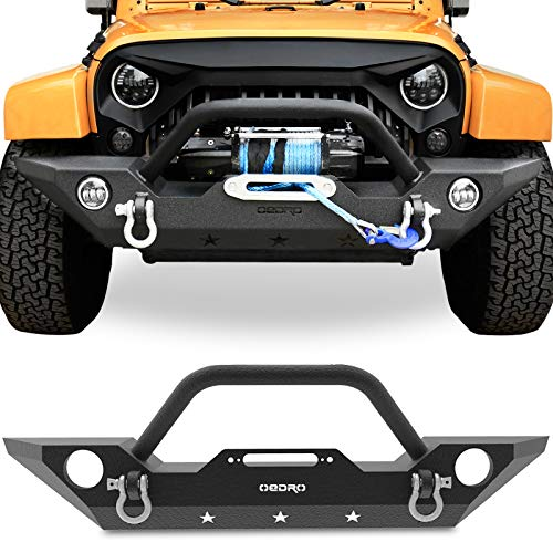 OEDRO Front Bumper Combo Compatible for 07-18...