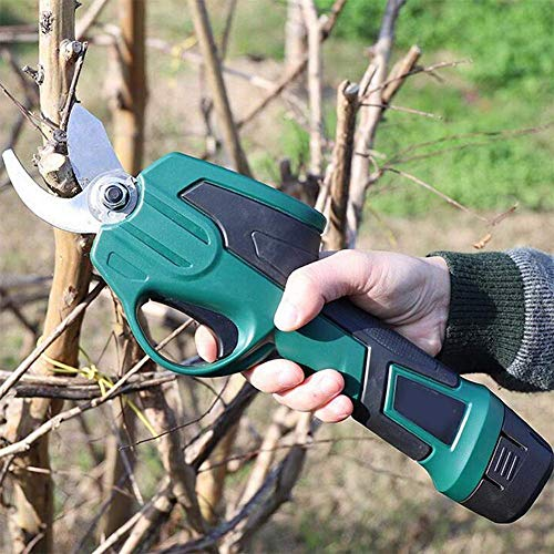 Purchase Pruning Shears,Electric Pruning Shears, 7.2V Cordless Pruner 25MM Cutting Dia, Overloading ...