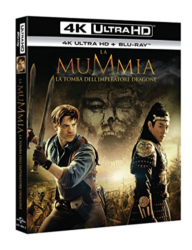 La Mummia - La Tomba Dell'Imperatore Dragone (4K+Br )