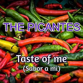 sabor a mi (taste of me)