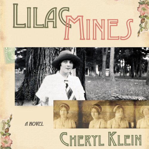 Lilac Mines audiobook cover art
