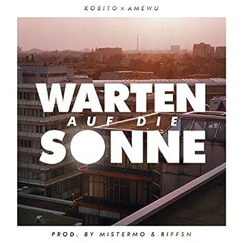 Warten auf die Sonne (feat. Amewu)