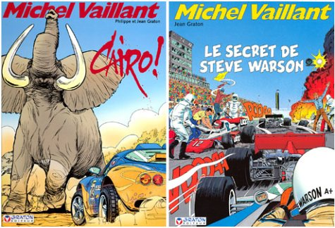 Michel Vaillant, tome 63 (+ tome 28 offert)