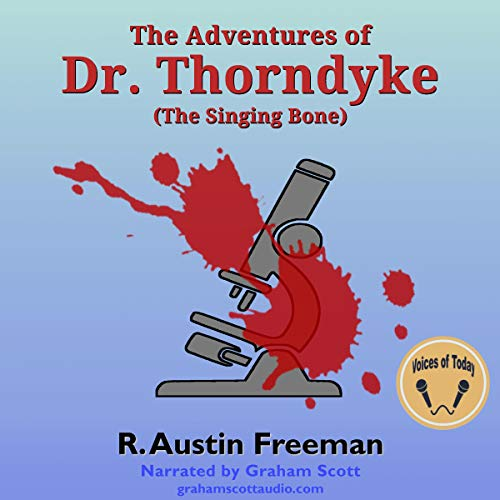 The Adventures of Dr. Thorndyke audiobook cover art