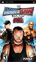 WWE Smackdown vs. Raw 2008 (輸入版) - PSP