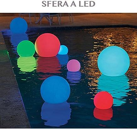 Amazon.fr : boule lumineuse jardin - Éclairage pour plan d ...