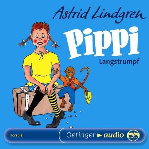 Pippi Langstrumpf (Audiobook).