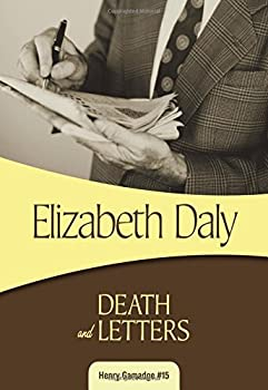 Death and Letters 1631940724 Book Cover