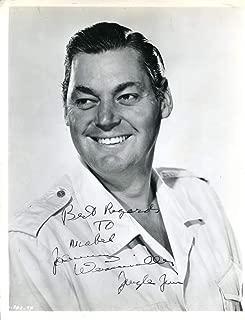 johnny weissmuller autograph