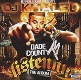 Songtexte von DJ Khaled - Listennn… The Album