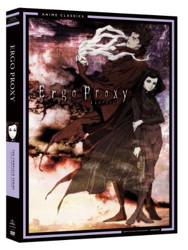 Ergo Proxy - Box Set (Classic) -  DVD, Tatsuya Igarashi, Rachel Hirschfeld