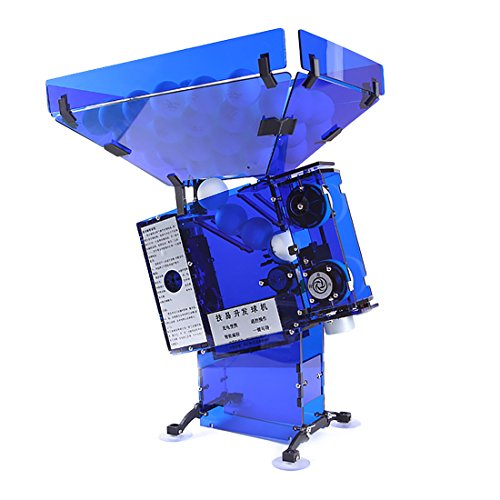 Fantastic Prices! Table Tennis Serving Machine, Charging Portable, Programmable, Lightweight