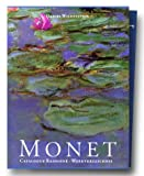 Monet - Catalogue raisonné / Werkverzeichnis, 4 volumes