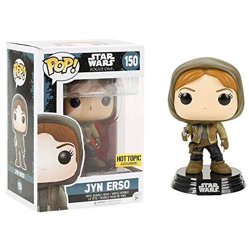 Funko Pop! Star Wars Rogue One Jyn Erso #150 (Hot Topic Exclusive)