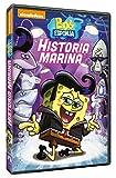 Bob Esponja: Historia Marina [DVD]