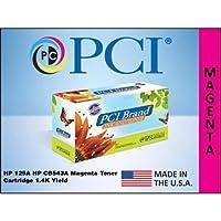 プレミアム互換機cb543arpc PCI HP 125A cb543a 1.4KマゼンタレーザートナーカートリッジHP LaserJet cp1210cp1