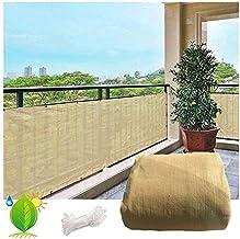 SLZFLSSHPK Decoratieve omheiningen Privacyscherm voor dek Duurzame wind- en UV-bescherming Ademend HDPE-oogje voor zwemba...