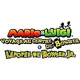Mario & Luigi: Voyage Au Centre De Bowser + L'pope De Bowser Jr. Standard [Importacin francesa]