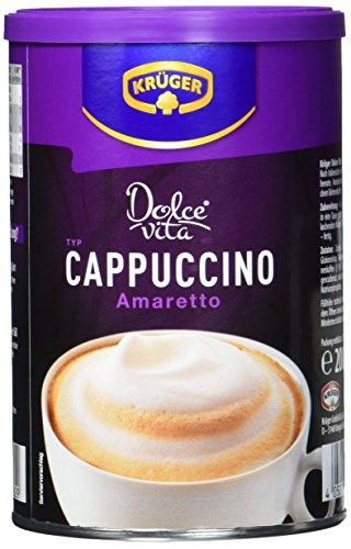KRÜGER Dolce Vita Cappuccino Amaretto Dose (1 x 0.2 kg)