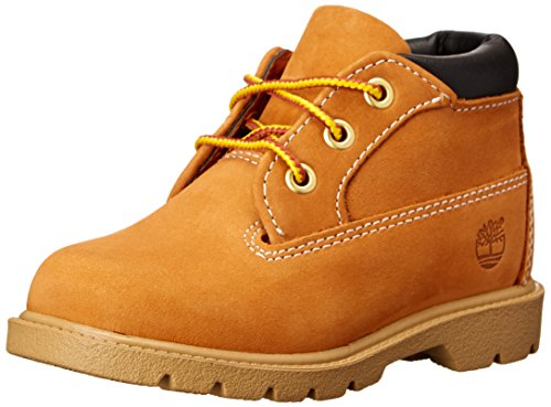 Timberland Kids' 6 Inch Classic 3 Eye-K, Butter Pecan, 7 M US Big Kid