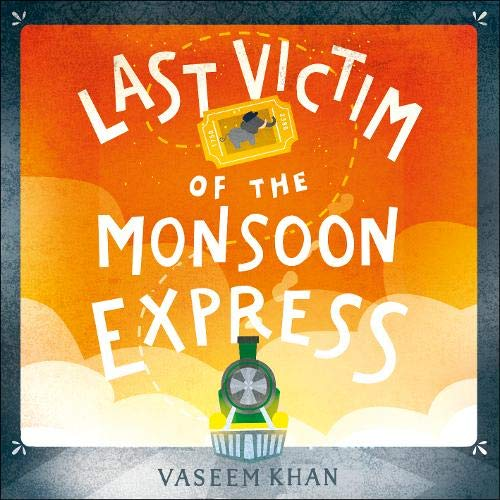 Last Victim of the Monsoon Express  By  cover art