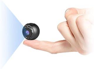 Mini Kamera Bewegungserkennung,MHDYT Full HD 1080P Mini Cam, Mikro Akku..