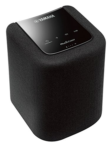 Yamaha MusicCast WX010 Wireless Speaker with Bluetooth & Airplay - Bl