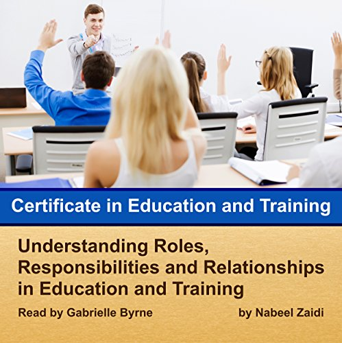 Certificate in Education and Training (CET) Book 1 audiobook cover art