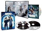 【Amazon.co.jp限定】メン・イン・ブラック:インターナショナル 4K ULTRA HD & ブルーレイセット スチールブック仕様(初回生産限定)(特典 スペシャル・ボーナスディスク付) [4K ULTRA HD + Blu-ray] [Steelbook]