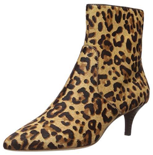 Loeffler Randall Damen Kassidy-HC Stiefelette, Leopard, 38 EU