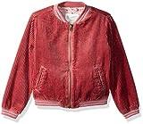Gymboree Girls' Big Bomber Jacket, Pink Corduroy, S